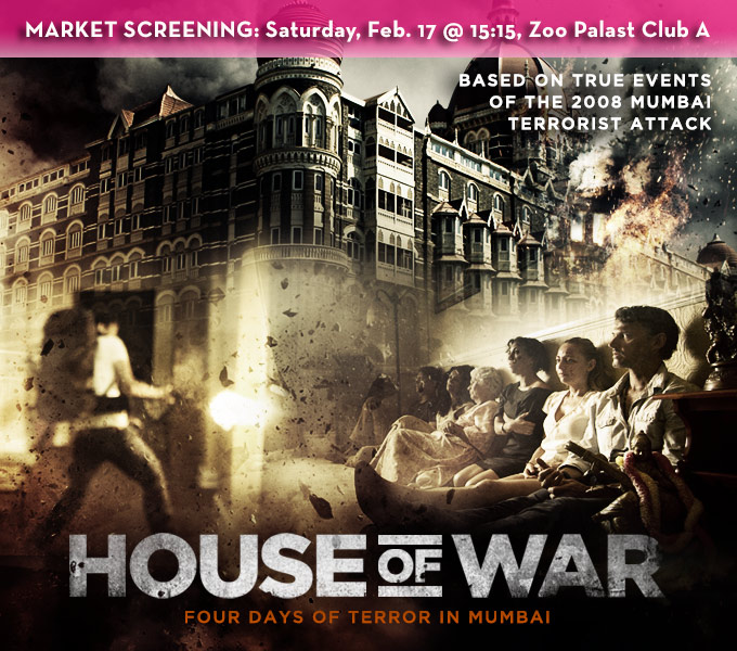 House of War (original Title: One Less God) - EFM Marketing Screening on Feb. 17 at 15:15 at Zoo Palast