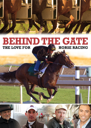 Behind The Gate: The Love for Horse Racing